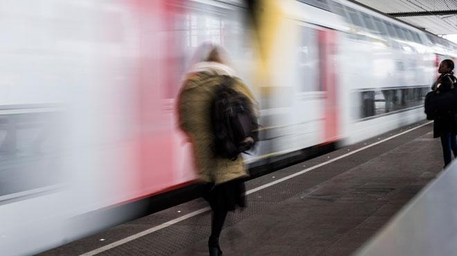 Le ras-le-bol de Claudia, une Louviéroise qui se rend tous les jours en train à Bruxelles: