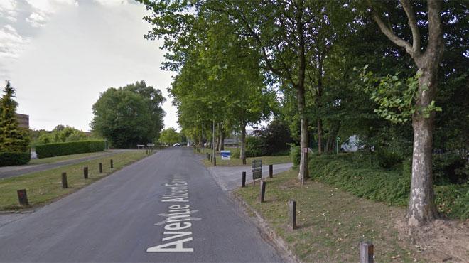Conduite de gaz arrachée sur un chantier à Louvain-la-Neuve: des employés ont dû brièvement évacuer les lieux
