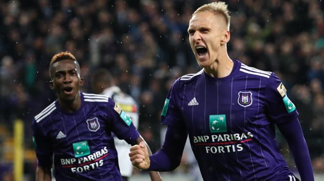 Anderlecht arrache la victoire face à Lokeren en toute fin de rencontre