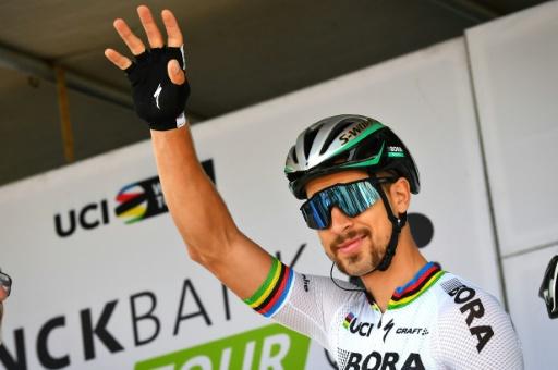 Cyclisme: Sagan, vainqueur du GP de Québec, est prêt pour les Mondiaux