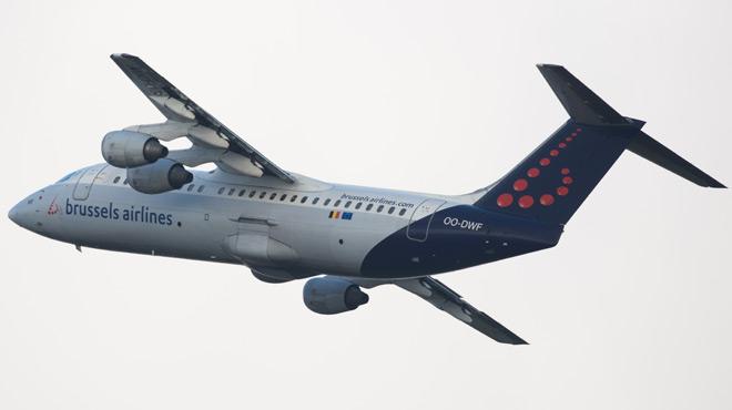 Atterrissage d'urgence à l'aéroport de Bruxelles: le copilote n'allait pas bien