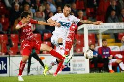 Jupiler Pro League - Zulte Waregem, contraint au partage, ne profite pas du faux pas du Club de Bruges