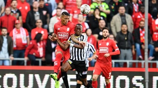 Le Standard et Charleroi se neutralisent dans un derby wallon engagé mais pauvre en qualité