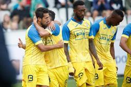 Proximus League - Beerschot Wilrijk s'impose au Cercle Bruges (0-1) et prend ses distances