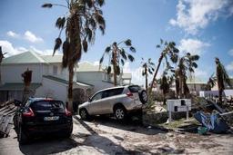 Ouragan Irma - Le président Macron partira lundi soir à Saint-Martin