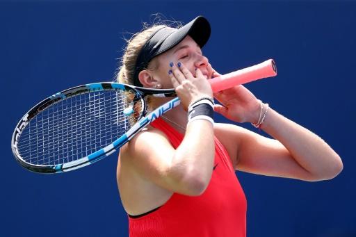 US Open: Anisimova dompte la prodige Gauff pour la finale Juniors dames