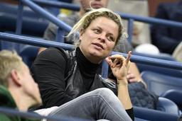 US Open - Kim Clijsters remporte le double du Tournoi des Légendes