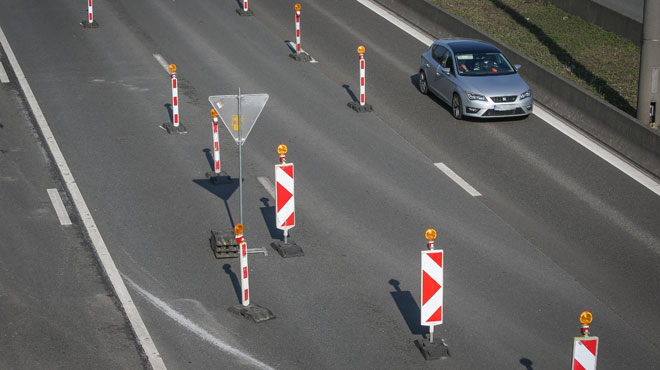 Pour la rentrée, la E42 vous offre… un nouveau chantier long de 10 kilomètres et 43 jours
