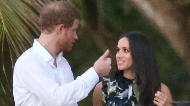 Le prince Harry et Meghan Markle, ensemble, pour une première sortie officielle: le compte à rebours lancé pour des fiançailles?