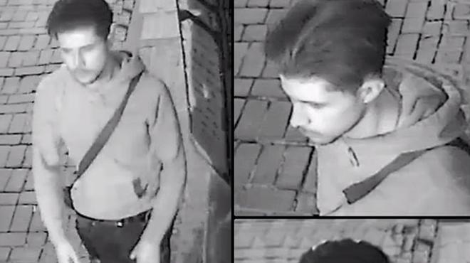 Bruxelles: la police cherche à identifier ce jeune homme