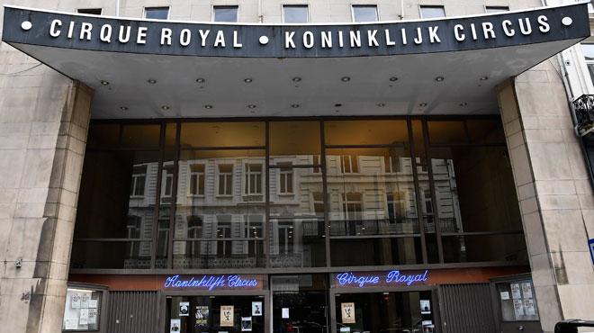 Le Cirque Royal de Bruxelles serait très dangereux en cas d'incendie