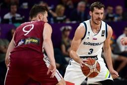 Euro de basket (m) - La Slovénie écarte la Lettonie en quarts et affrontera l'Espagne en demies