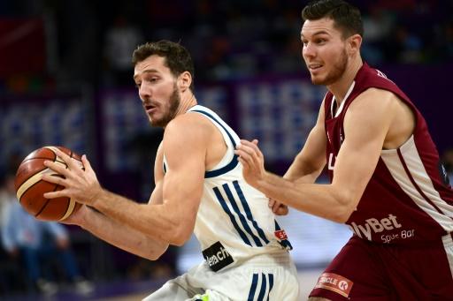 Basket: la Slovénie gagne le duel des petits en quarts de l'Euro