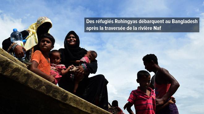 COMPRENDRE: qui sont les Rohingyas , pourquoi doivent-ils fuir la Birmanie?