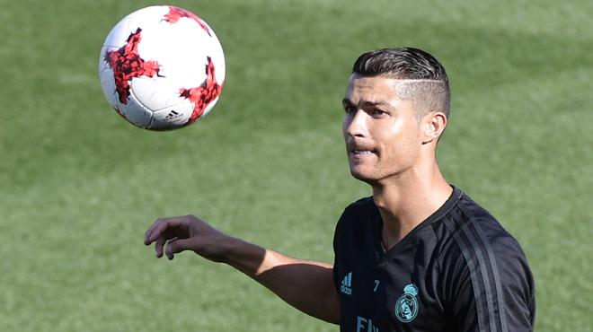 Zidane récupère Ronaldo en Ligue des champions et va essayer une