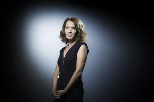 Véronique Olmi, lauréate du prix du roman Fnac pour