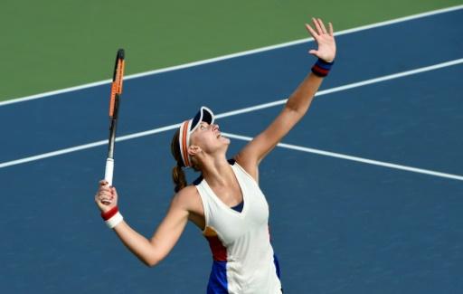 Tennis: Mladenovic, tête de série N.1, éliminée dès le premier tour à Tokyo