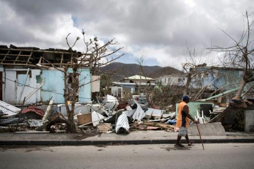 Après Irma, les victimes ont besoin de se confier