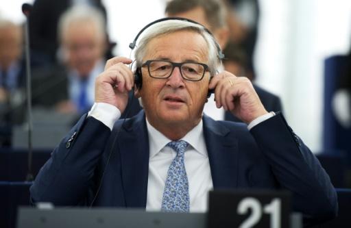 UE: Ce qu'il faut retenir du discours-programme de Juncker