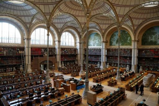 Appel aux dons pour restaurer le Salon Louis XV de la BnF