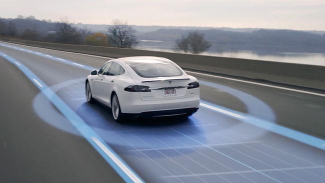 Les voitures autonomes en passe de légalisation aux Etats-Unis
