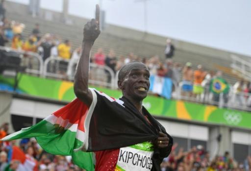 Marathon de Berlin: Kipchoge, l'homme à battre