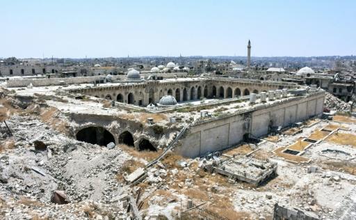 Syrie: après avoir aidé à la reprise d'Alep, Moscou veut reconstruire