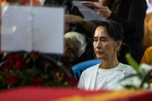 Aung San Suu Kyi va sortir du silence sur la crise des Rohingyas