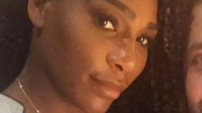 Serena Williams dévoile une photo intime de son bébé et révèle son prénom
