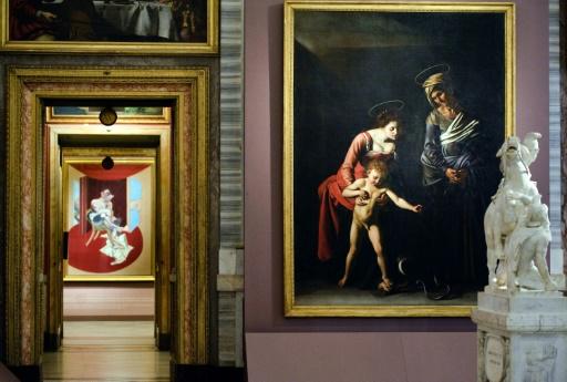Rome: la Galerie Borghèse et Fendi créent un centre d'études sur le Caravage