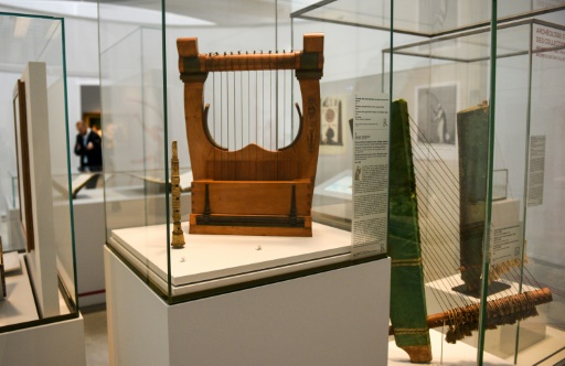 Au Louvre-Lens, la musique de l'Antiquité ressuscitée