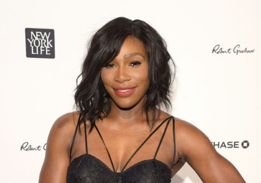 Tennis: Serena Williams présente sa fille sur Instagram