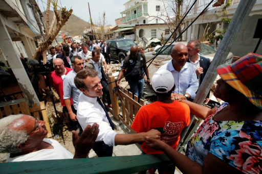 Irma: pour un Français sur deux, Irma a été géré