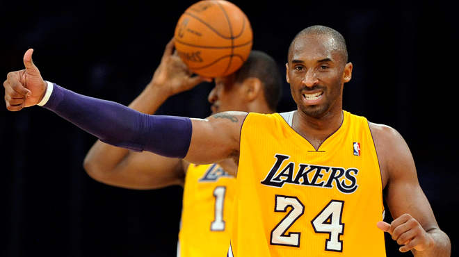 Les Los Angeles Lakers font un