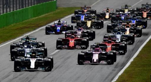 F1: TF1 va diffuser quatre Grands Prix par saison en clair à partir de 2018