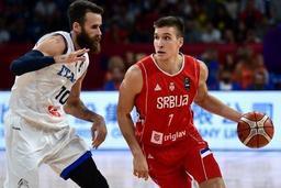 Euro de basket (m) - La Serbie domine l'Italie et complète le tableau des demi-finales