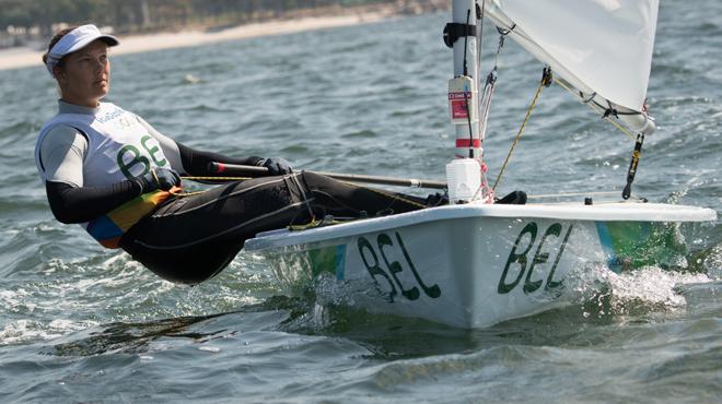 La navigatrice belge Evi Van Acker met un terme à sa carrière