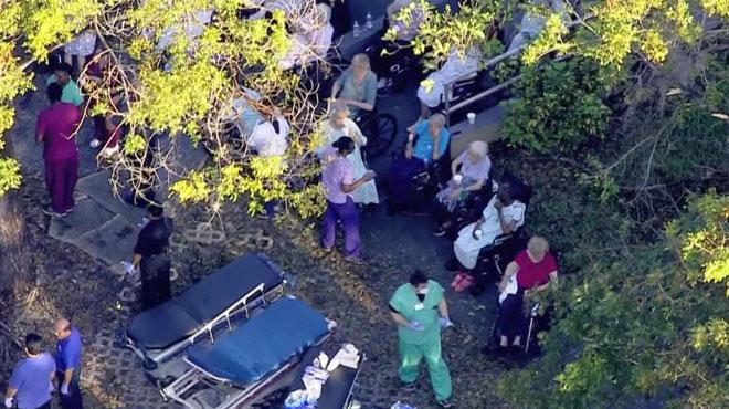 Ouragan Irma: 8 personnes âgées retrouvées mortes dans une maison de retraite en Floride