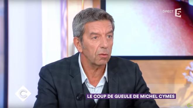 Michel Cymès pousse un gros coup de gueule contre les anti-vaccins: