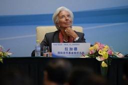 La directrice du FMI appelle à une meilleure quantification de la corruption