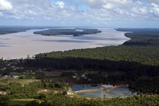 Projet de mine d'or en Guyane: un