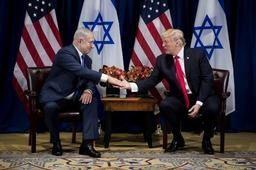 Un accord de paix israélo-palestinien est possible, assure Trump