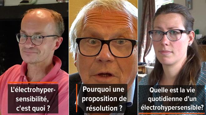 Le quotidien infernal des Belges EHS, les électrohypersensibles: