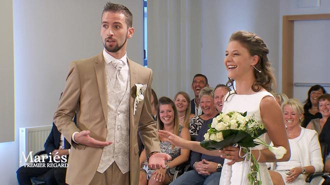 Mariés au premier regard: Jordan fait de l'humour pour détendre l'atmosphère