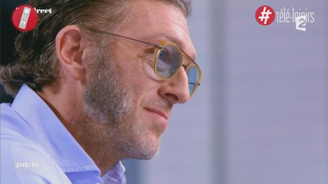 Vincent Cassel ému et agacé dans l'émission de Laurent Delahousse