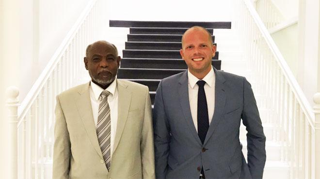 Quelle est cette délégation soudanaise venue identifier des migrants du Parc Maximilien?