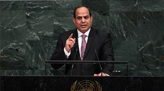 Le président égyptien al-Sissi appelle les Palestiniens à s'unir et être prêts à coexister avec Israël