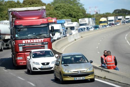 Grève des routiers : la fédération patronale dénonce une