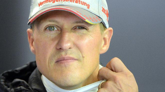 Une lueur d'espoir pour Michael Schumacher ?