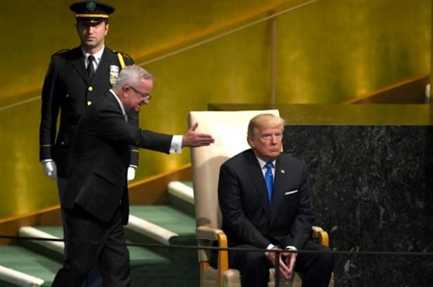 Trump dit avoir pris sa décision sur l'accord de Vienne — Iran
